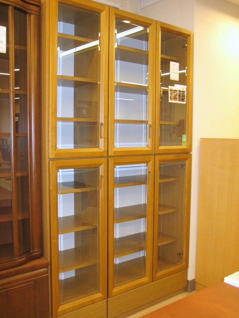 大容量の書棚