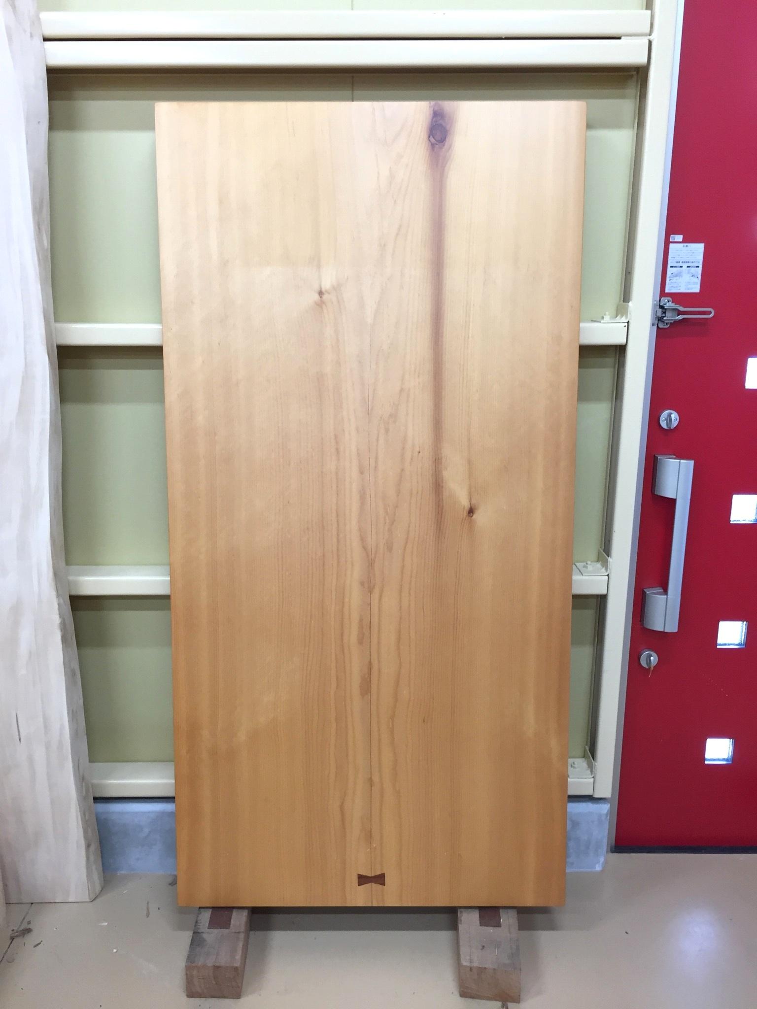 スプルスの一枚板(24467K)  1820×920