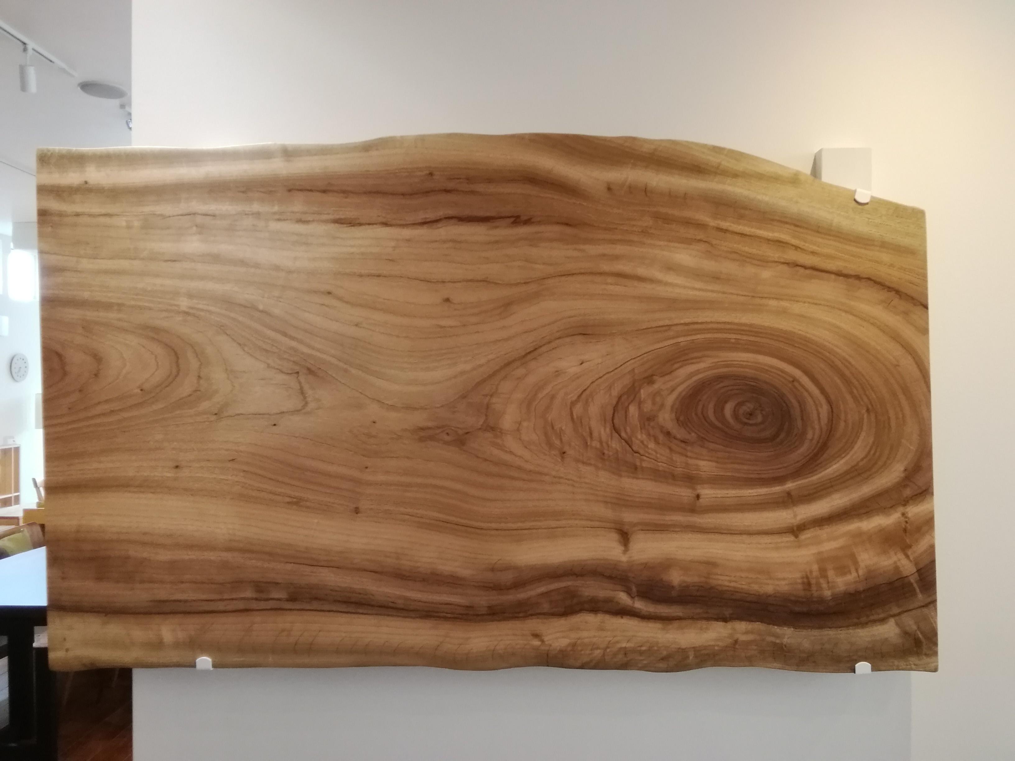 楠の一枚板 W1500 D850
