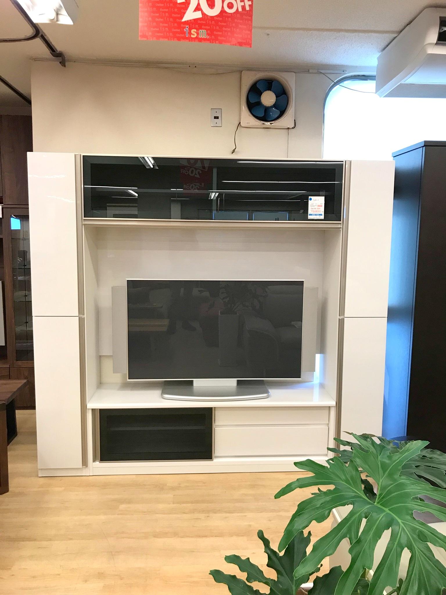 大型TVボードがこの価格で手に入る!